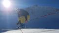 Skicross-Ass Nina Kloe will in der neuen Saison wieder hoch hinaus!