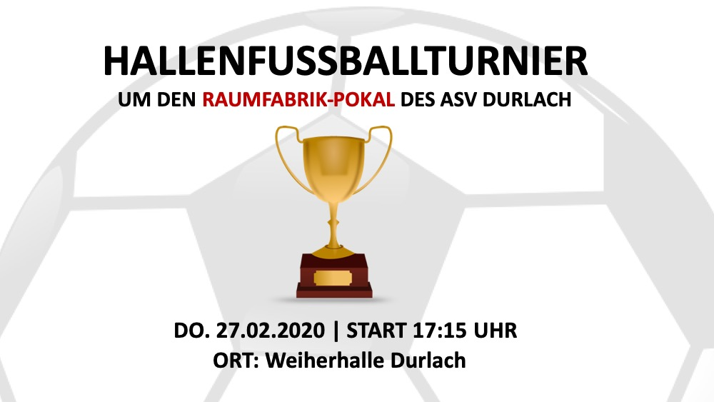 Raumfabrik-Pokal – TRIMEDIC kämpft um den Siegerpokal...