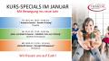 MIT BEWEGUNG IN'S NEUE JAHR – Unsere Kurs-Specials für den Januar...