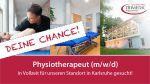 Physiotherapeut (m/w/d) für unseren Standort in Karlsruhe gesucht!