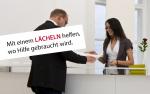 NEUES STELLENANGEBOT! Empfangsmitarbeiter (m/w) ab sofort für unseren Standort Karlsruhe gesucht